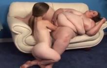 Midget and SSBBW